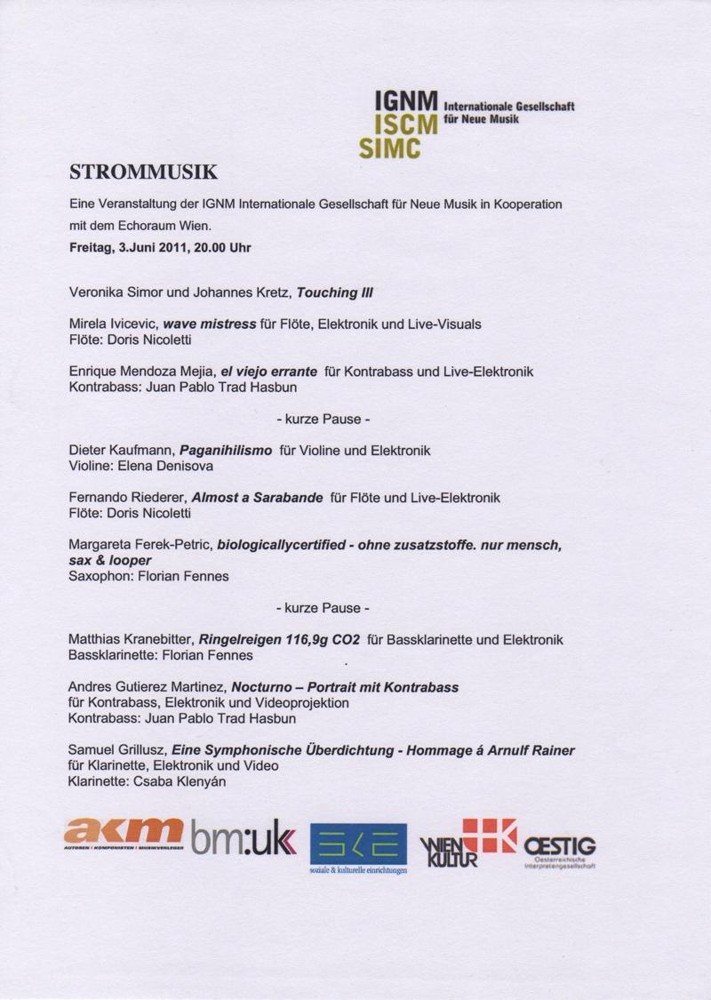 Enrique-Mendoza-Strommusik-Wien