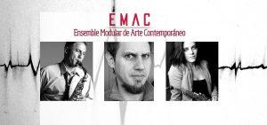 Poster Ensamble Modular de Arte Contemporáneo, EMAC