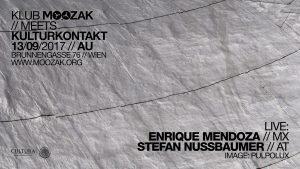 MOOZAK #91, Enrique Mendoza and Stefan Nussbaumer